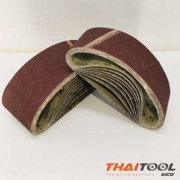 ผ้าทรายสายพาน ผ้ากระดาษทราย คุณภาพดี ราคาถูก มีให้เลือกหลายขนาด
