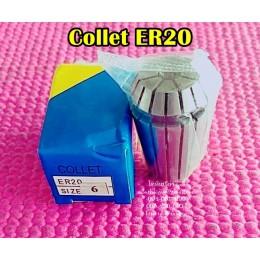 ลูกคอลเล็ต collet ER20