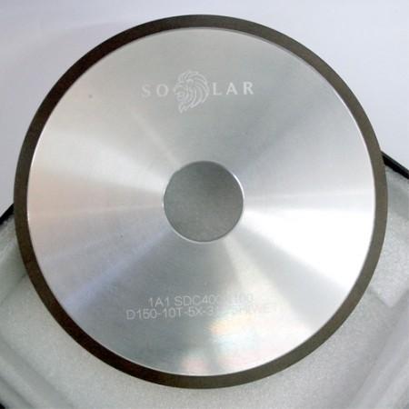 """หินCBN-1A-เจียรเหล็กแข็ง 6""""(150x10x5x31.75)"""