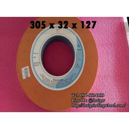 หินเจียรสีส้ม ขนาด12นิ้ว-305x32mm.