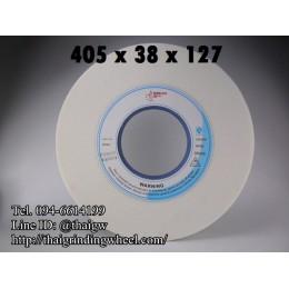 หินเจียรสีขาว ขนาด16นิ้ว-405x38mm