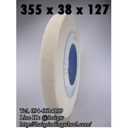 หินเจียรสีขาว ขนาด14นิ้ว-355x38mm