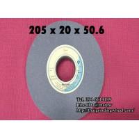 หินเจียรสีฟ้าขนาด8นิ้ว-205x20x50H mm.