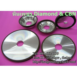 หินเพชรDiamondWheel resin bond&CBN