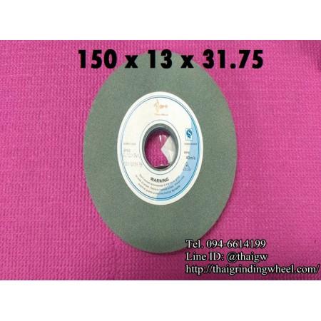 หินเจียรสีเขียวGC-6นิ้ว-150mm.