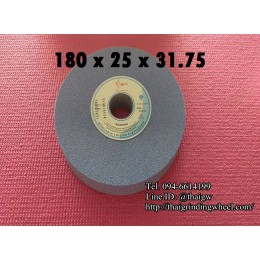 หินเจียรสีฟ้าขนาด7นิ้ว-180x25mm.